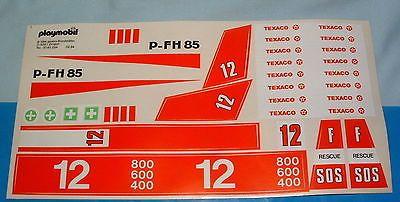 Ebay Angebot Playmobil 3789 Aufkleber Hubschrauber ErsatzteilIhr QuickBerater