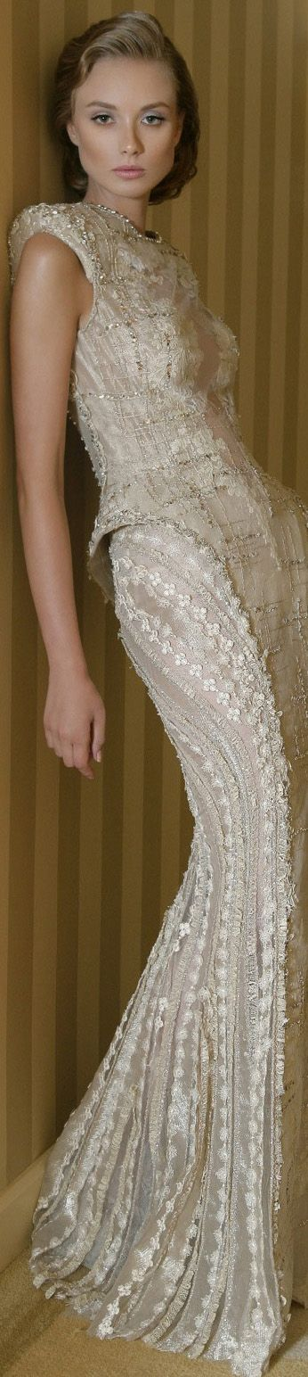Couture| Serafini Amelia| Ziad Nakad Haute Couture Fall/Winter 2013
