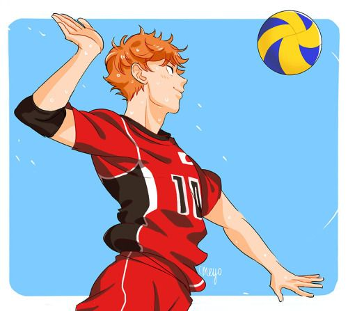 I just wanted to draw adult Hinata but somehow it evolved into adult Hinata wearing the uniform of Japan men's national volleyball team.