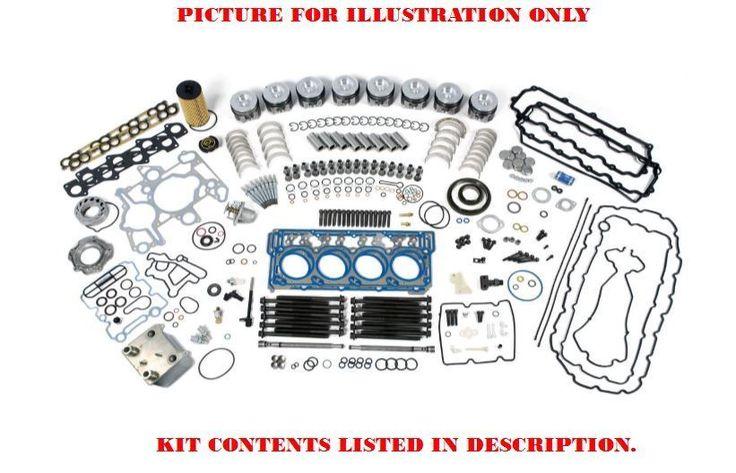 Toyota 18r 2.0Ltr Engine Rebuild Kit - Celica,Corona, Hiace & Hilux