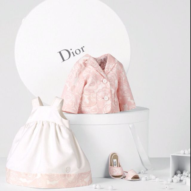Baby Dior s/s 2012 Mia and Ethan