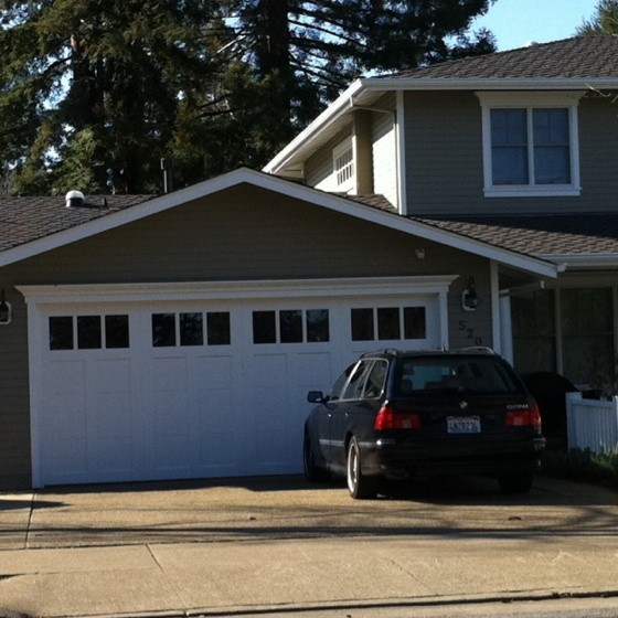Paint A Repair House Door