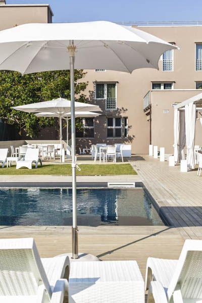 Relax in piscina  - Hotel Franz