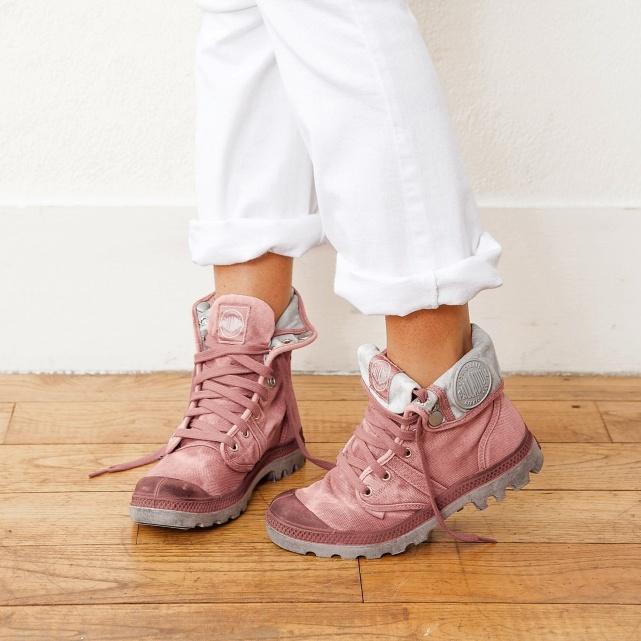 Chaussures Palladium Soldes Femmes
