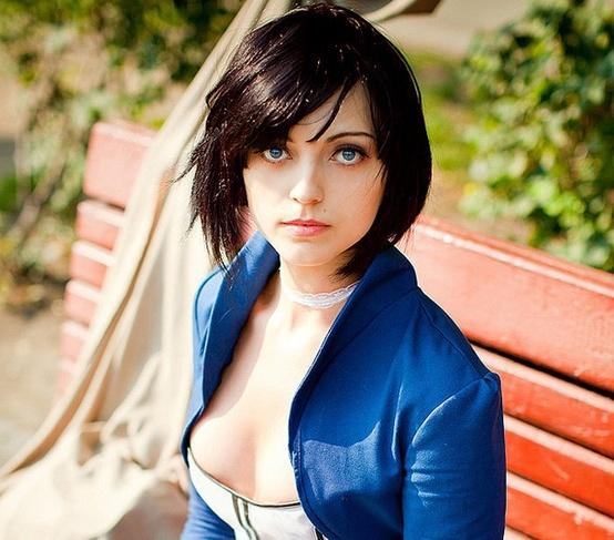 Elizabeth CosplayInfinite Elizabeth, Bioshock Infinite, Videos Games, Cosplay Ideas, Bioshock Cosplay, Cosplay Costumes, Infinite Cosplay, Elizabeth Bioshock, Elizabeth Cosplay