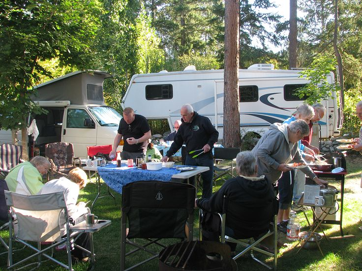 Parklane Motel And RV Park Christina Lake BC Passport America Campgrounds