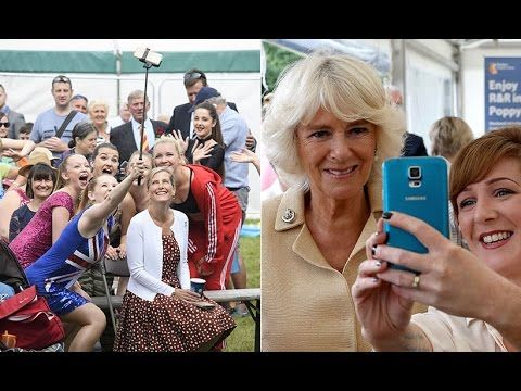 The best royal selfies from Kate to Prince Harry The best royal selfies from Kate to Prince Harry On Tuesday the Countess of Wessex went to the New Forest and Hampshire County Show where she met a scope of adolescents including five-year-old Arthur Jones and his sheep called Bubbles.   The Countess was amusement to posture for a gathering selfie with young ladies from the Milton Academy of Dance who had spruced up as the Spice Girls for the event.   In the mean time in Brockenhurst the…