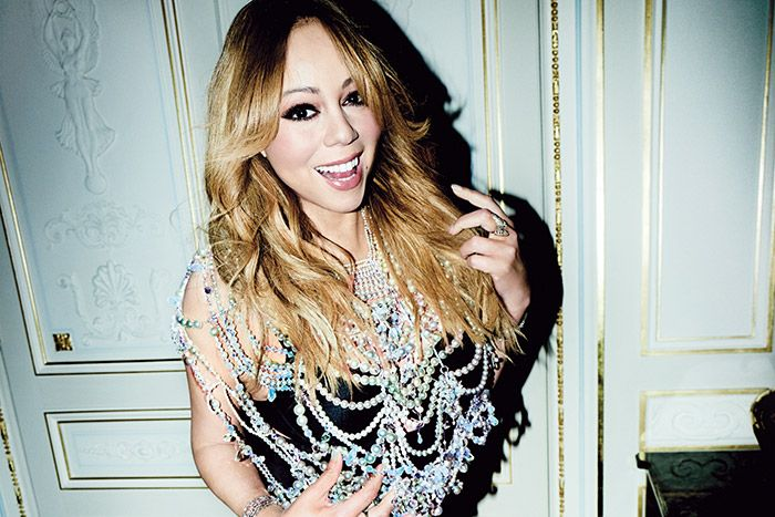 Mariah Carey Begins Working On New Album With Roc Nation