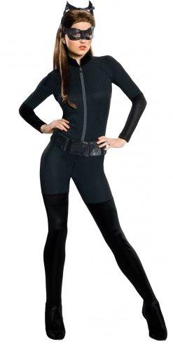 Heißes Catwoman™-Kostüm für Damen