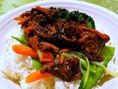 Crock-Pot Ladies Crock-Pot Sweet & Sour Beef