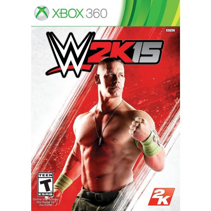 Wwe 2K15 (Xbox 360), Console Video Game