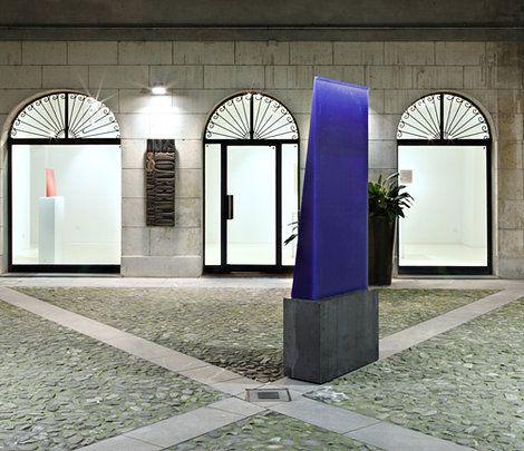 "Mostra #HerbertHamak. ""Anima ed esattezza"", 2009, foto Fabio Fantini, Reggio Emilia."