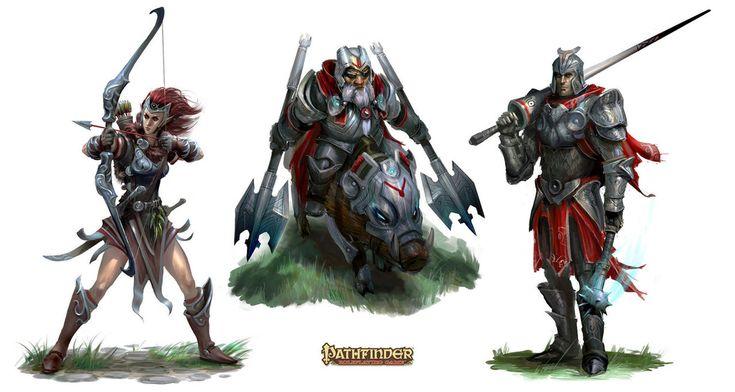 falchion pathfinder - ...