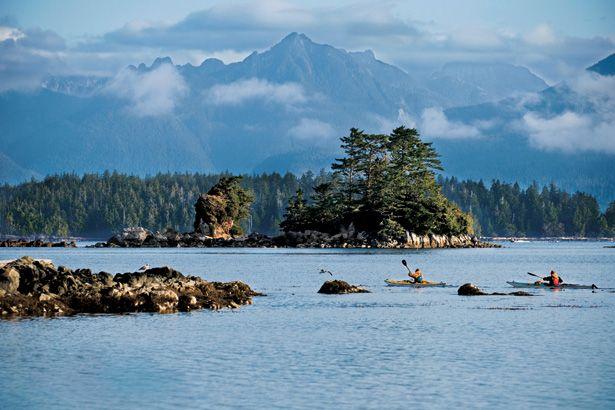 Beyond the Olympics: British Columbia Trips - National Geographic Adventure Magazine