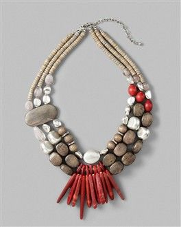Tempest Statement Necklace - Chico's