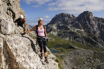 Hochpustertal, Südtirol: Bergwoche in Sexten