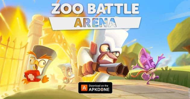 New Apk Zooba 1 15 0 Mod Unlimited Sprint Updated Moddedgames Androidgames Battle Games Battle Royale Game In The Zoo