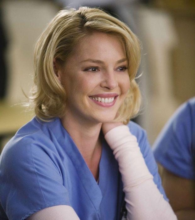Photo : Grey's Anatomy - Docteur Izzie Stevens (Katherine Heigl)