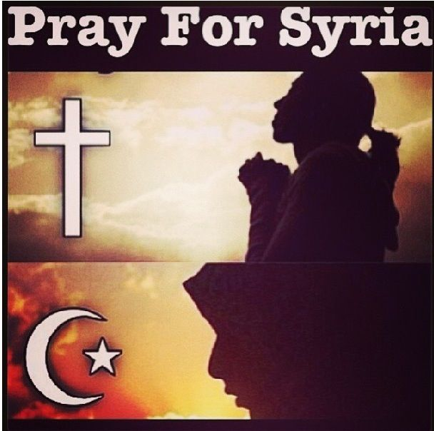 how to help christians in syria