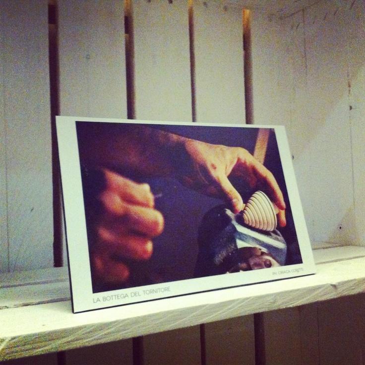 Da domani, vi aspetto nella nuova sede del mio Studio di tornitura artistica del legno in Via Ridola 40 a Matera #casielloreborn #massimocasiello #matera