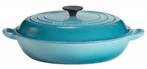 What to make in your Le Creuset Braiser? A beautiful French braise, of course.