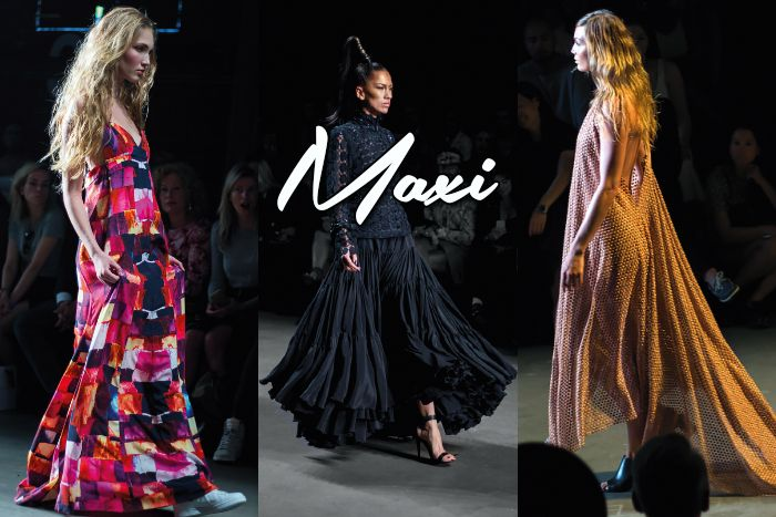MBFWA Amsterdam Fashion Week SS16 Lente Zomer Trends 2016 Voorspelling - Maxi