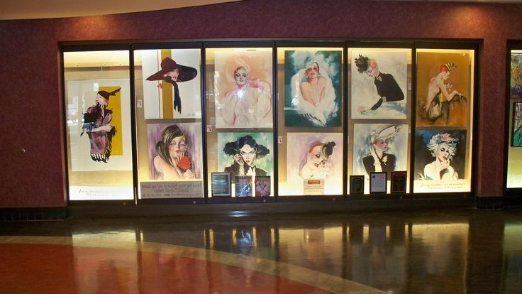Rainbow Gallery. F.J.W.