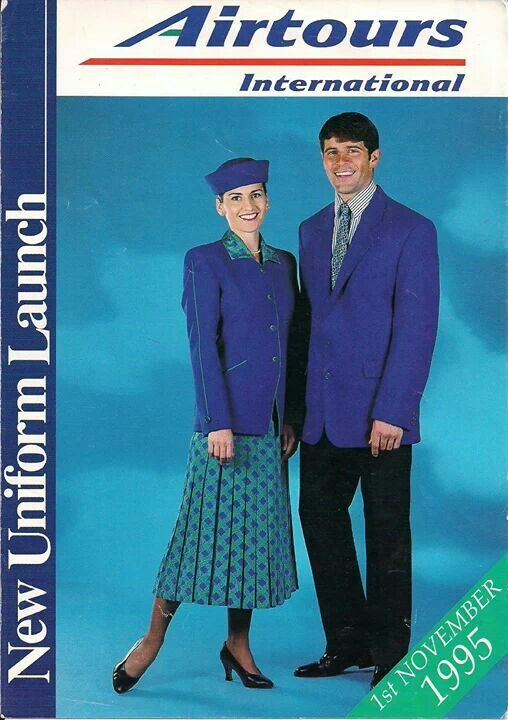 Airtours international. My old uniform. | Cabin crew ...