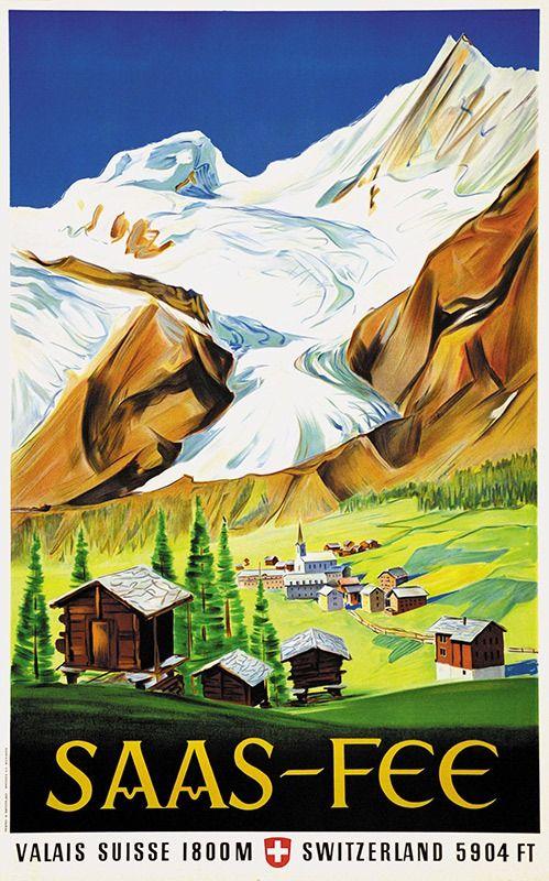Saas-Fee ~ Valais _______________________________Suisse ~ Schweiz ~ Switzerland                                                                                                                                                                                 Mehr