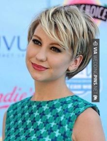 Round Face Hairstyles 2015 Charming and Alluring Bob Hair with Layered Sides and Awesome Layered Bangs