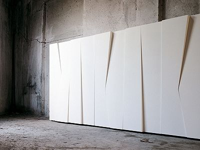 man & lady closets designed by Claudio Lovadina for Minottiitalia