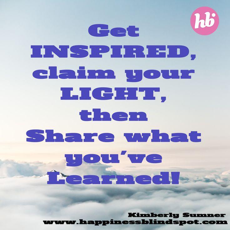 Learn, Succeed, Give back! <3 Kimberly xo #smallbizmoneylove #inspiration