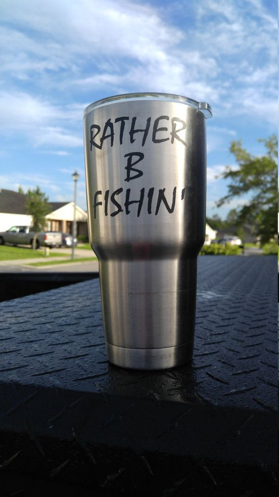 Best Yeti Images On Pinterest Yeti Decals Custom Yeti And - Custom stickers for yeti cups