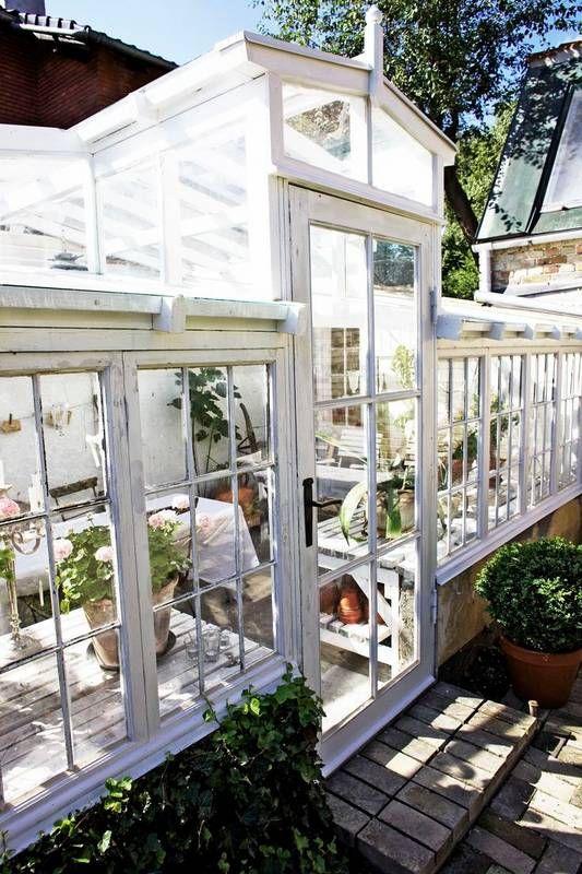 12 Greenhouse Inspirations | Domino