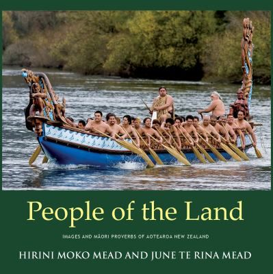 =He aha te mea nui o te Ao? He tangata, he tangata, he tangata. What is most precious and important in this world? It is people, it is people, it is people. A collection of poignant pepeha (Maori proverbs) explained in English with images of Maori that embody the messages. This precious gift book opens doors to a Maori world for everyone who is interested in the wisdom, values and advice of past generations