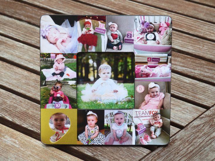 Mejores 7 imágenes de picture frames en Pinterest | Fotos de bebé ...