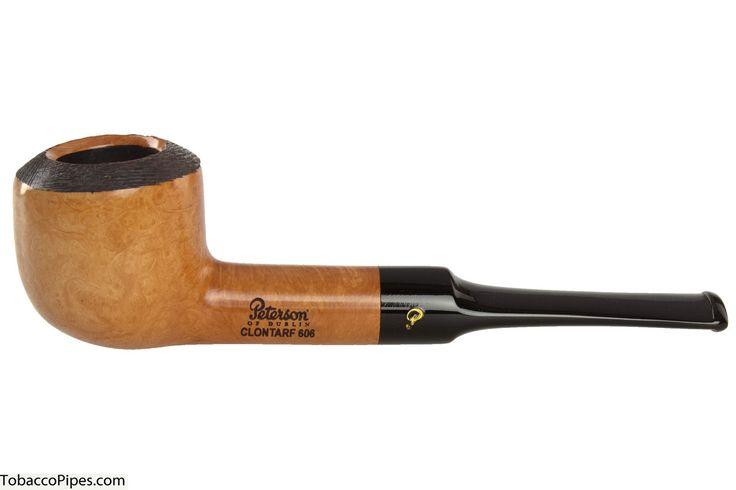 TobaccoPipes.com - Peterson Clontarf 606 Tobacco Pipe - Fishtail, $96.00 (http://www.tobaccopipes.com/peterson-clontarf-606-tobacco-pipe-fishtail/)
