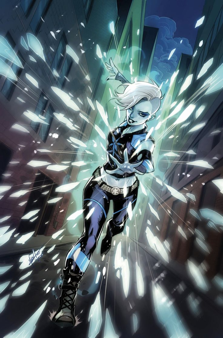 Justice League of America: Killer Frost #1 Variant