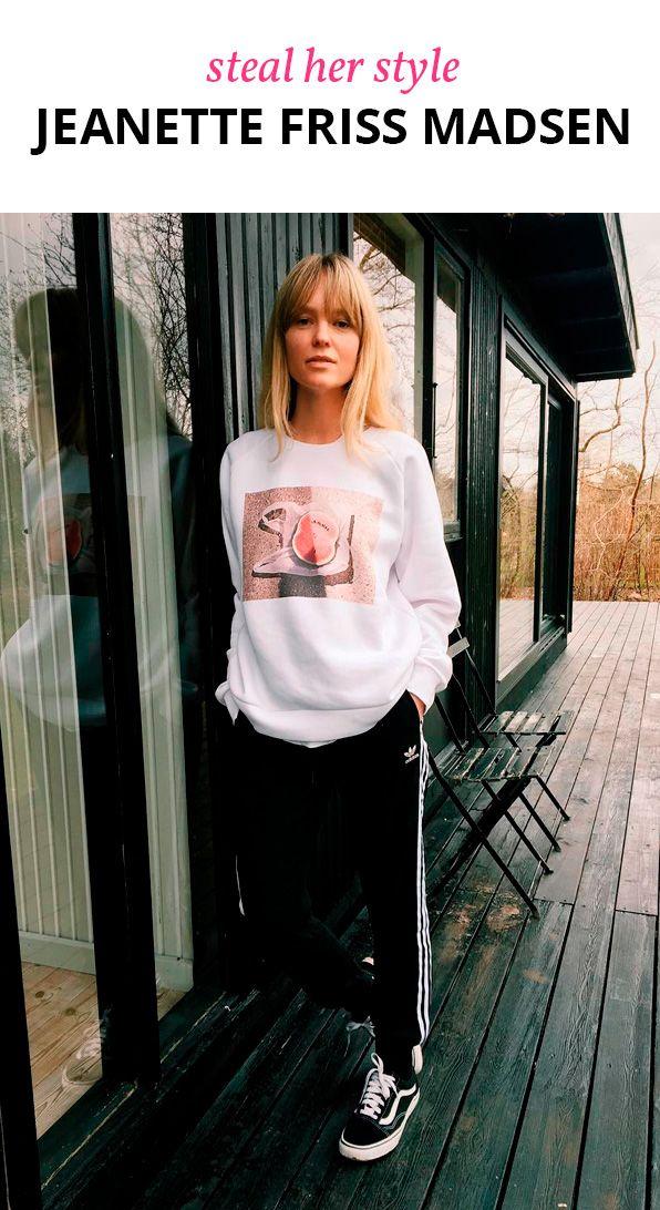 A musa escandinava é editora de moda da revista dinamarquesa Costume e tem muito estilo a nos ensinar, olha só.