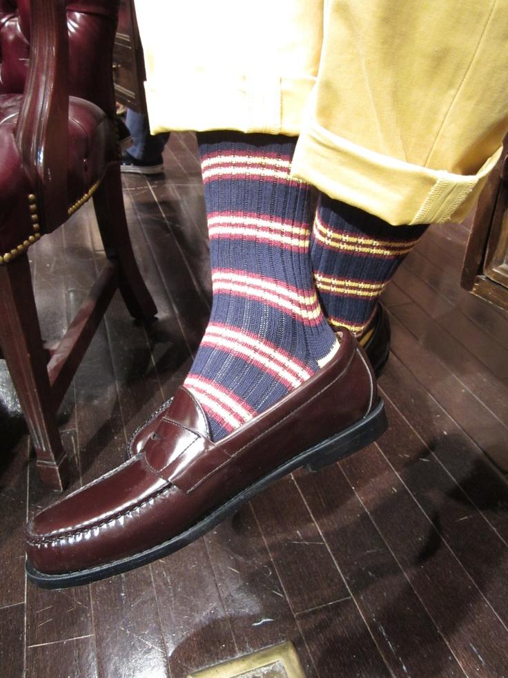Socks @BrooksBrothers