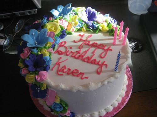 Birthday Cakes With Name Mahi ~ Cake images with name karan prezup for