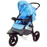 Crown ST 914 Jogger Liegebuggy blue blau - Kollektion 2016