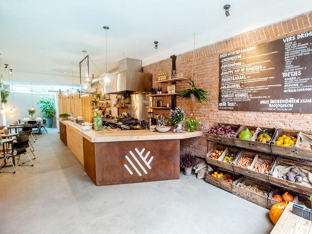 Nieuwe Hotspots In Amsterdam   Oktober 2013   Via YourLBB. Salad BarCafe  DesignDesign ...