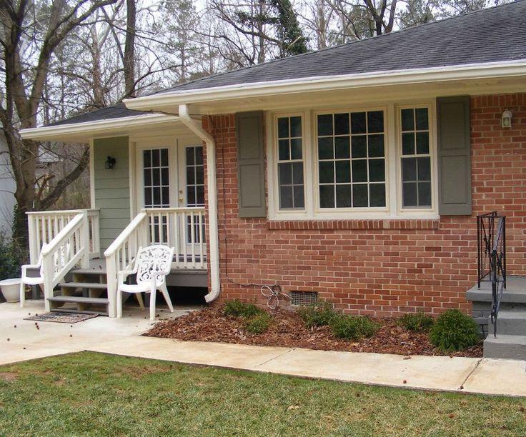 Pleasant 17 Best Ideas About Brick House Colors On Pinterest Painted Largest Home Design Picture Inspirations Pitcheantrous