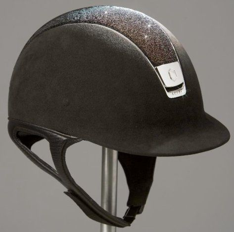 Samshield helmet with swarovski crystals http://earnequestrianonline.com