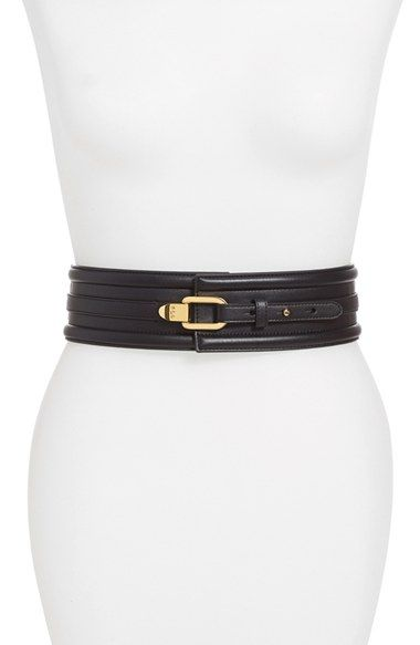 $48. Free shipping and returns on Lauren Ralph Lauren Stretch Belt at Nordstrom.com. Faux-leather trim and a goldtonebuckle refine a wide, stretchy belt that pulls together your look with ease.
