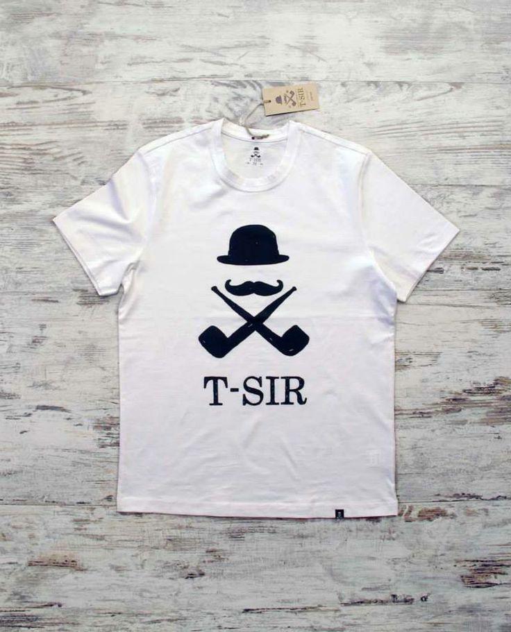 T-sir marca de camisetas para hombre