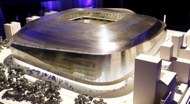 El nuevo Bernabéu, el proyecto del nuevo estadio, que se caracterizará por su techo retráctil y su 'piel' inteligente