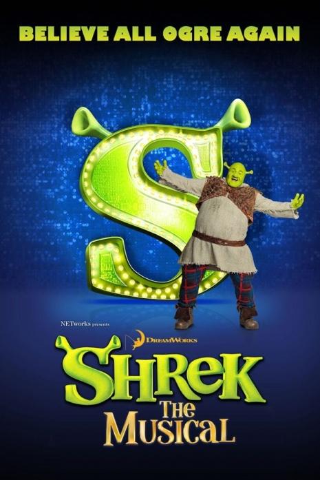 Shrek the Musical London