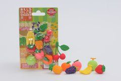 Iwako Fruit - Blister Pack